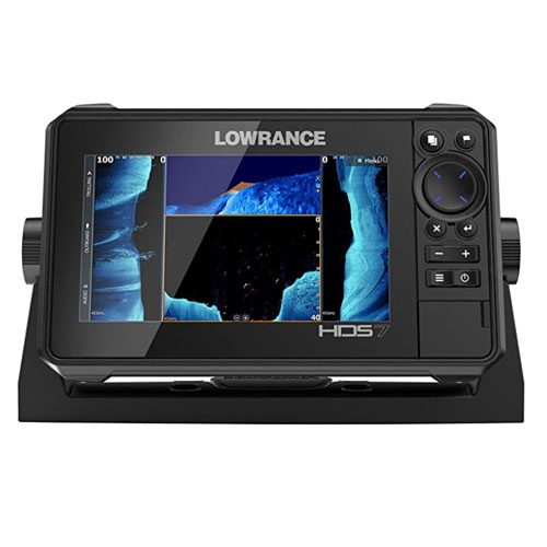 Lowrance HDS Active Imaging Enhanced Fish Finder