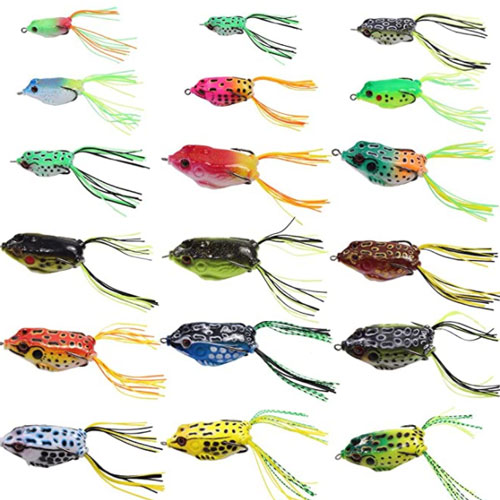 Crotch Hollow Body Topwater Lure