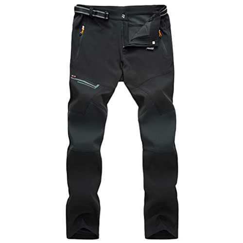 MAGCOMSEN Water Resistant Lightweight Men's Fishing Pants