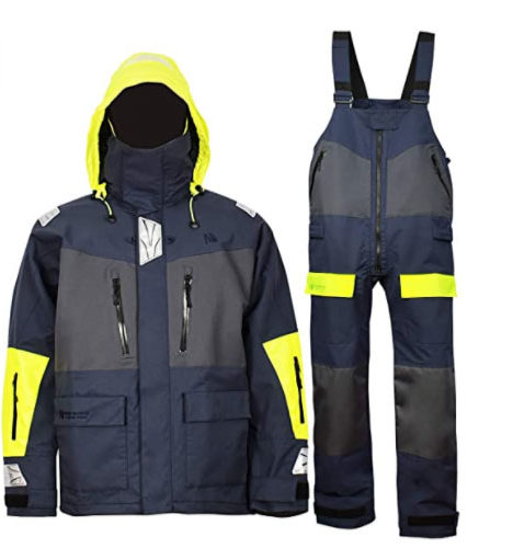 Navis Marine Offshore Ice Fishing Suit