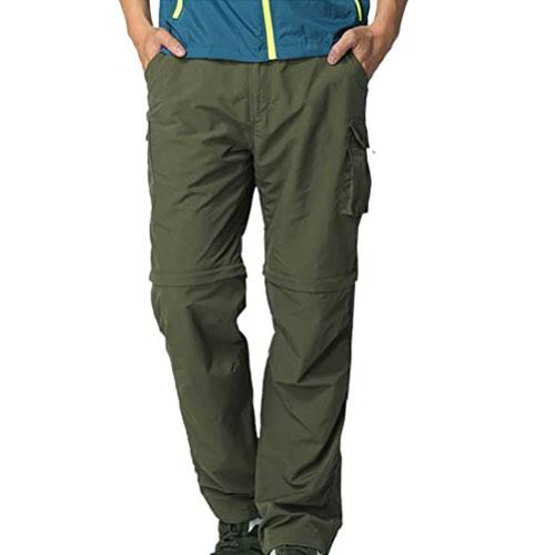 Jessie Kidden Lightweight Convertible Men's Fishing Pants