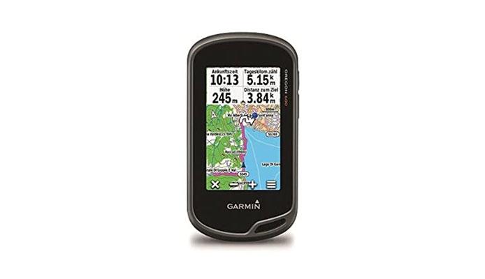 Garmin Oregon 600 Worldwide Handheld GPS Review