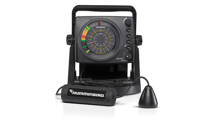 Humminbird ICE-35 Three Color Flasher Review