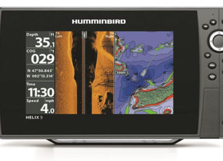 Humminbird_Helix_9_SI_Sonar_with_Dual_Beam_GPS_Review