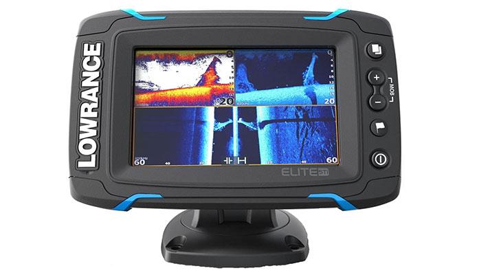 Lowrance Elite 5 TI Fishfinder Review