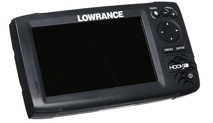 Lowrance Hook 7 Fishfinder Review