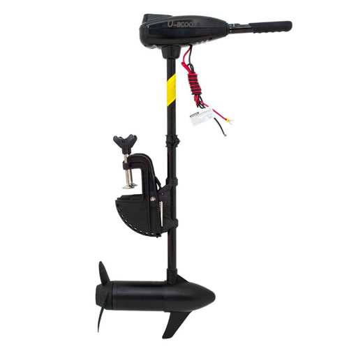 U-BCOO Transom Mounted Electric Trolling Motor for Kayak