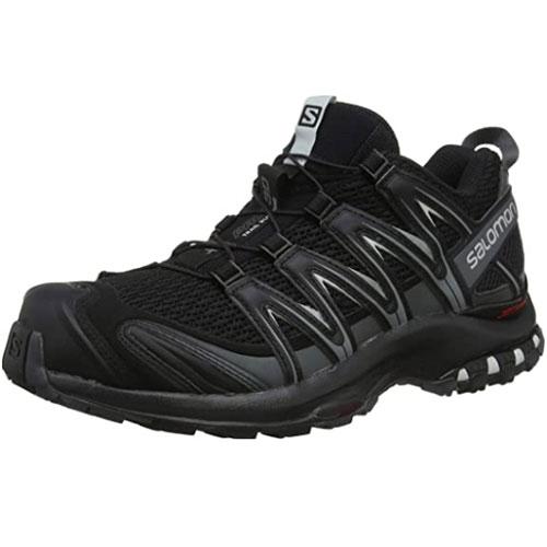 Salomon Xa Pro 3D Water Resistant Winter Running Shoes