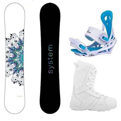 System Flite Women's Snowboard
