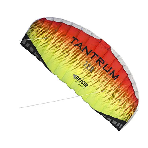 Prism Technology Tantrum Parafoil Kiteboarding Kite