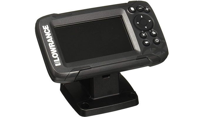 Lowrance HOOK2 4X - 4 Inch Fish Finder Review